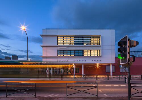 Collège Évariste-Gallois