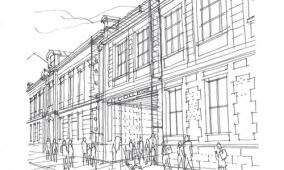 Réhabilitation de l'ancien lycée Vial – Nantes