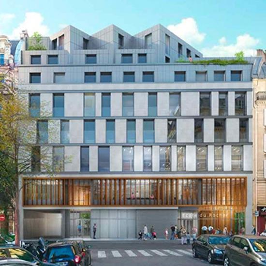Logements sociaux Paris 8